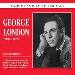 George London Volume Three