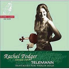 Fantasies For Violin Solo