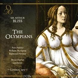 The Olympians (london 1972)
