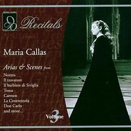 Arias & Scenes, Vol.3