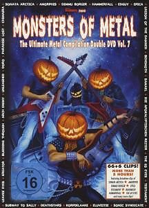 Monsters Of Metal Vol.7 [Versione tedesca]