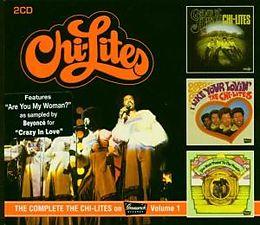 The Complete Chi-lites On Brunswick Vol1