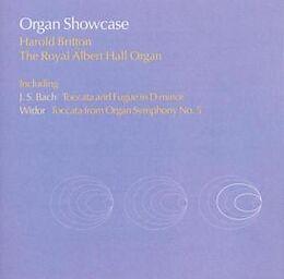 Organ Showcase : Albinoni, Bach, Elgar, Joplin, Le