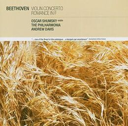 Konzert Fuer Violine Op61, Romanze Nr2 Op50