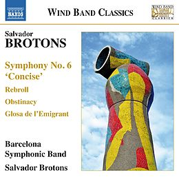 Music For Wind Band,Sinf. No.6