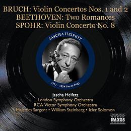 Violinkonz Nr 1 & 2