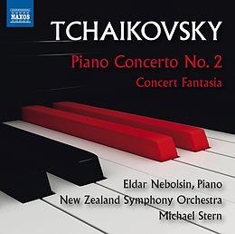 Piano Concerto 2/conc Fantasia