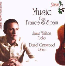 Music From France & Spain : Werke Fuer C