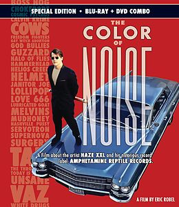 The Color Of Noise (blu Ray + Dvd)