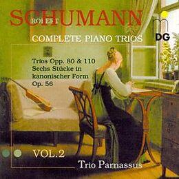 Sämtliche Klaviertrios Vol. 2