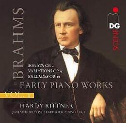 Frühe Klaviermusik Vol. 1 - Sonate Nr. 2 Op. 2 (SACD)