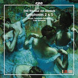 Sinfonie Nr2 Ironic, Nr5 Dance Symphony