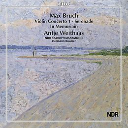 Antje Weithaas Plays Max Bruch Vol. 2