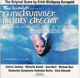 Midsummer Night's Dream, A (original Score)