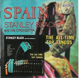All-time Top Tango, Spain
