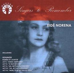 Eide Norena singt Arien & Lieder