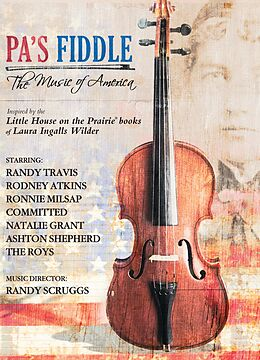 Pas Fiddle-The Music of America