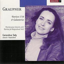 Aria Gwv136, Partita Nr2 Gwv102, Nr8 Gwv