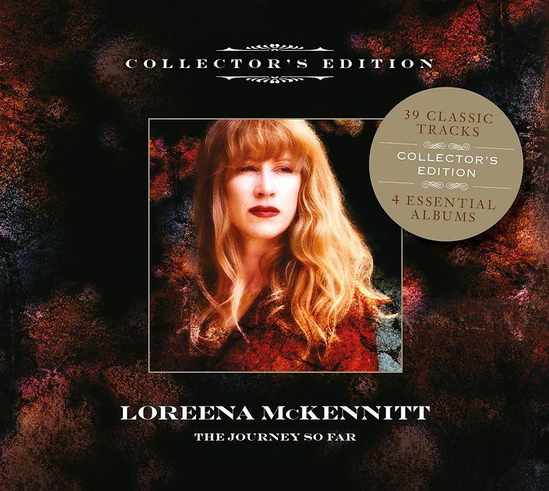 Amazing Loreena McKennitt Nights From The