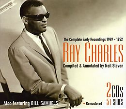 Ray Charles-The Complete Early Recordings 1949-1