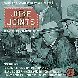 Juke Joints 3-Tough Music From Tough Times
