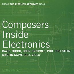 The Kitchen Archives Vol 4 Composers Ins