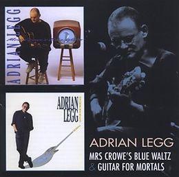 Mrs Crowe'S Blue Waltz/Guitar For Mortals