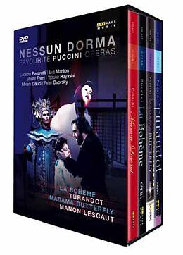 Nessun Dorma-favorite Puccini operas [Versione tedesca]