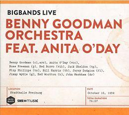 Goodman/bigband Live