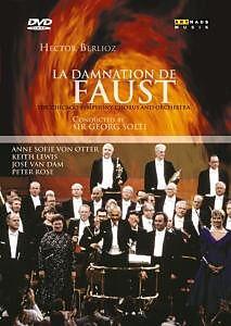 Fausts Verdammnis [Version allemande]