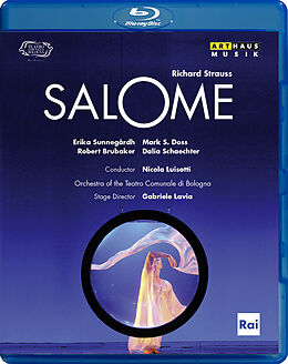 Strauss / Salome (bd)