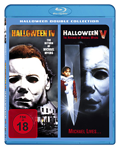 Halloween Iv/Halloween V [Versione tedesca]