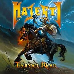 Thunder Rider(2cd&Dvd Ltd.digi)