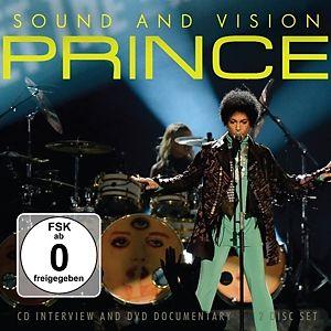sound and vision prince cd kaufen. Black Bedroom Furniture Sets. Home Design Ideas