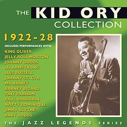 The Kid Ory Collection 1922 -