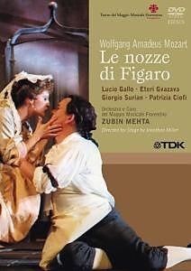 Die Hochzeit Des Figaro [Version allemande]