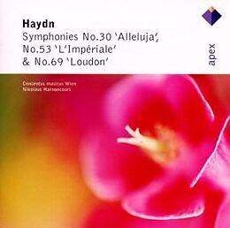 Sinfoniern Nr.30,53+69