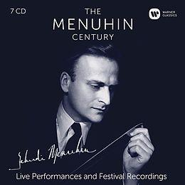 Menuhin Edition:live-auftritte/festspielaufn.