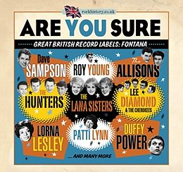 Are You Sure-Great British Record Labels:Fontana