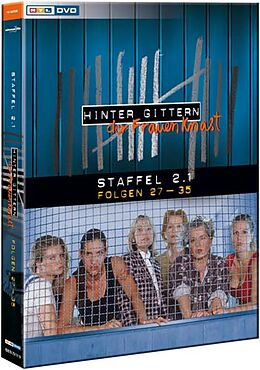 Hinter Gittern - Der Frauenknast - Staffel 02.1 [Versione tedesca]
