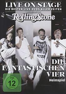 Live On Stage-Heimspiel [Version allemande]