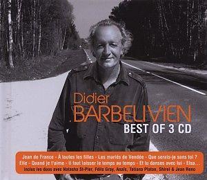 Best Of Didier Barbelivien Didier Barbelivien Cd
