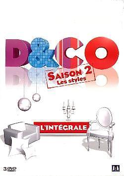 DetCO l'Intégrale Saison 2 [Versione francese]