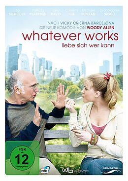 Whatever Works - Liebe sich wer kann [Versione tedesca]