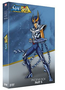 Saint Seiya - Phoenix box part 5 [Versione francese]