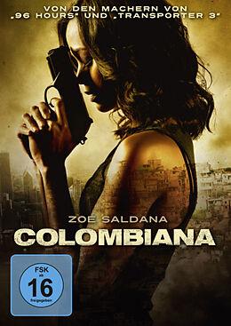 Colombiana, DVD, tedesco