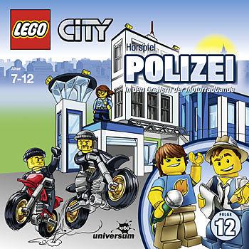 LEGO City Hörspiel - Polizei - Folge 12 - LEGO City - CD ...
