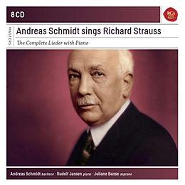 Andreas Schmidt Sings Strauss Songs