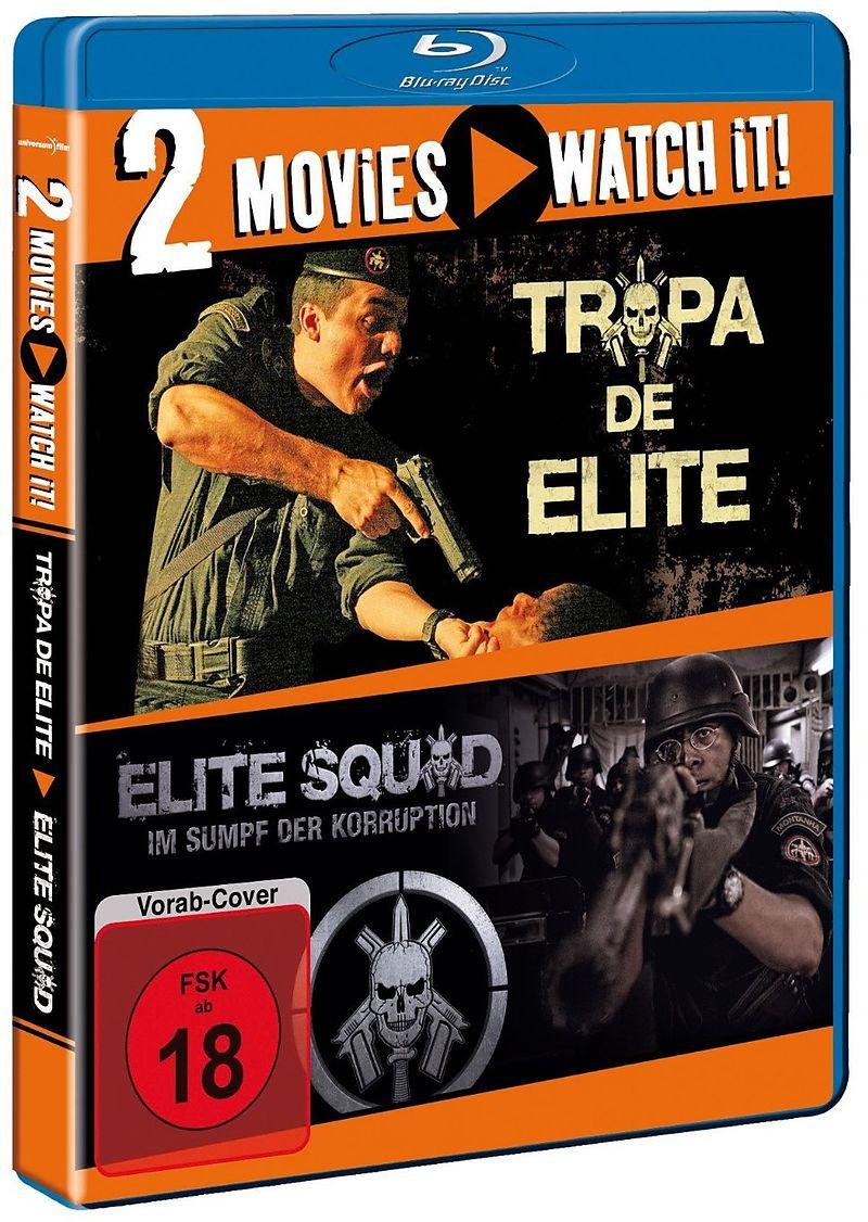 Tropa de Elite & Elite Squad - Im Sumpf der Korruption