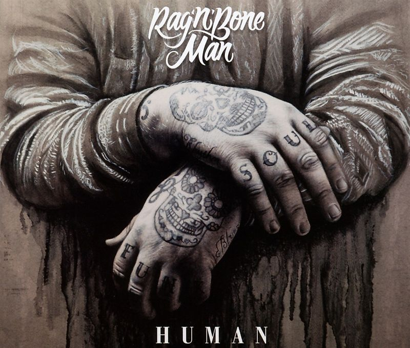 Human Rag N Bone Man Cd Kaufen Exlibris Ch
